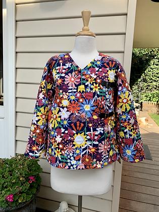 Jamie Puffer Jacket : Floral