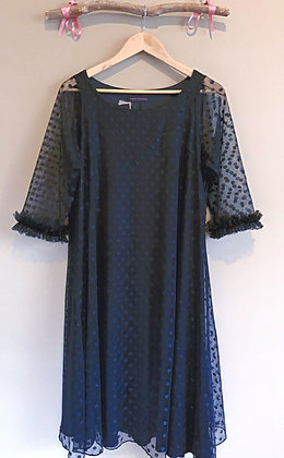 Jenni Love Dress   black hailspot