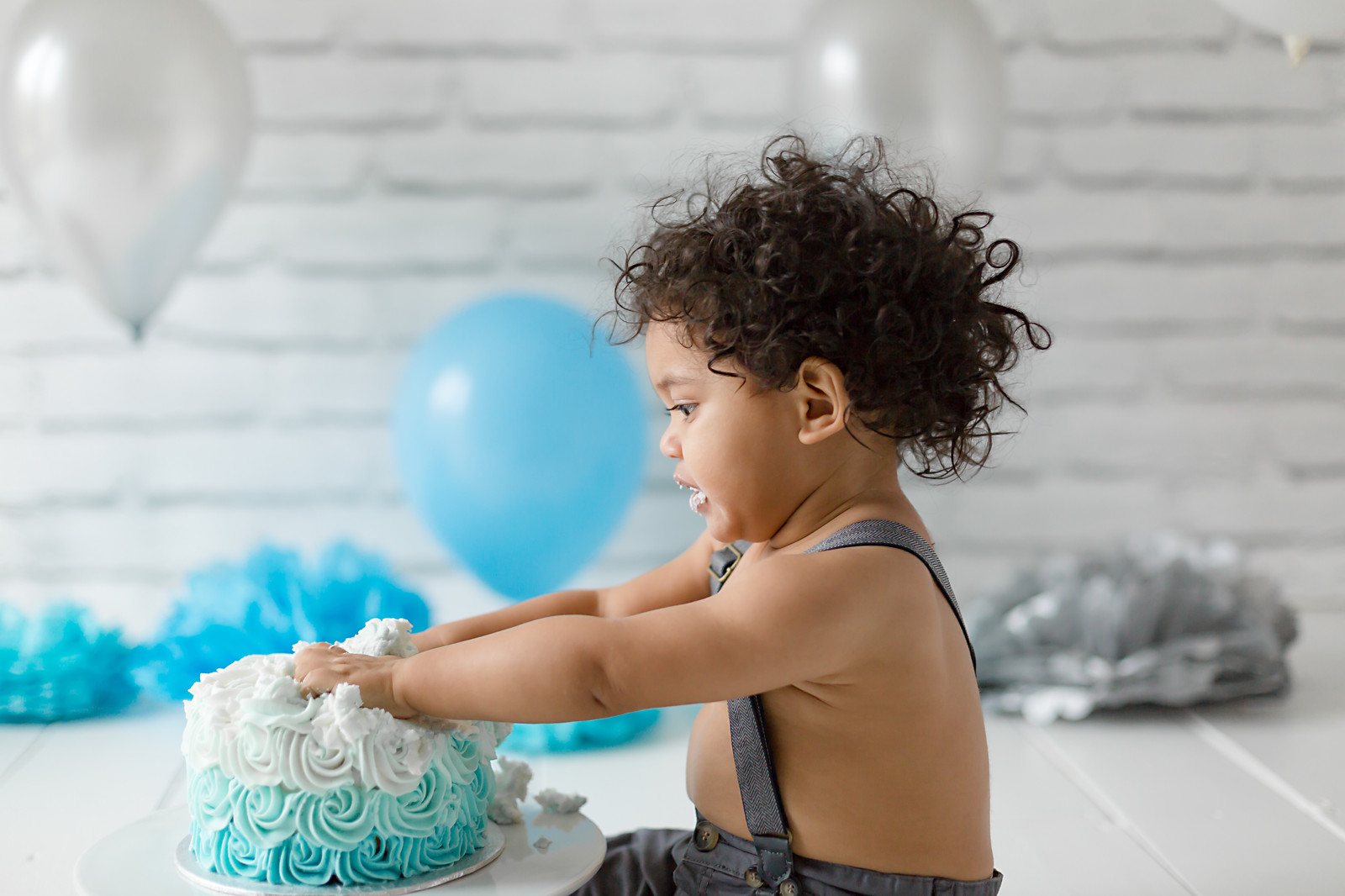 Roxieart Photography Cake Smash Photo Sessions