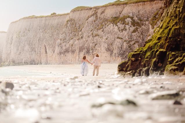 Beach Family Photoshoot - Botany Bay