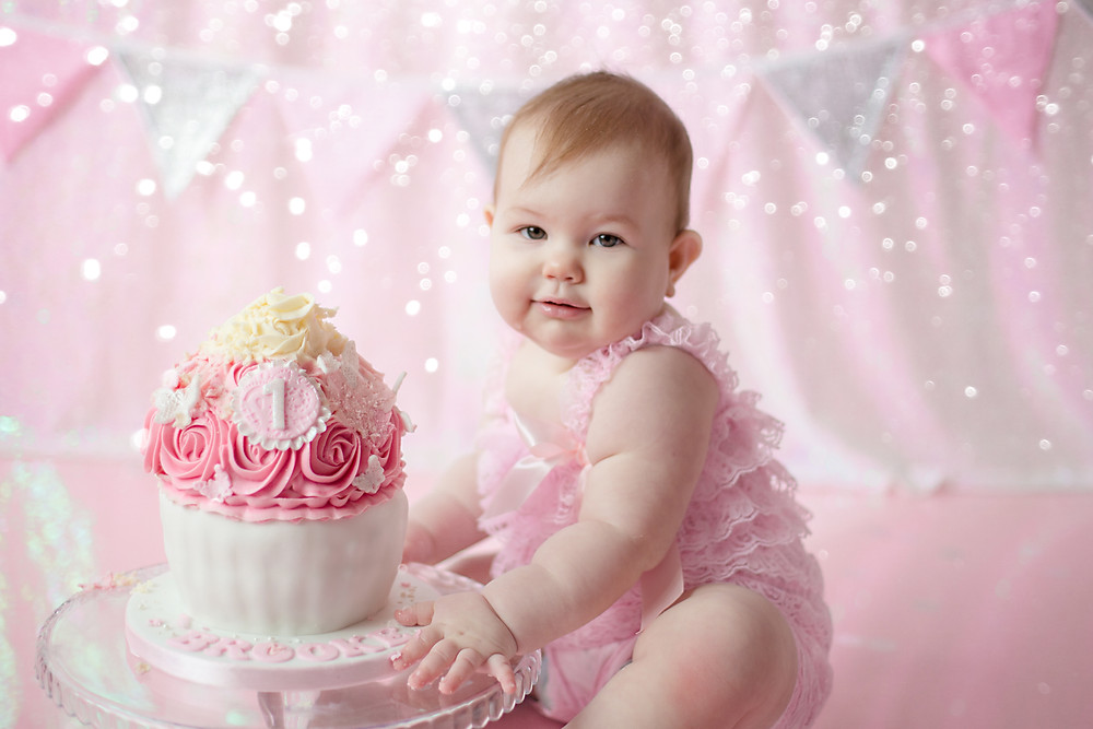 yummy giant cupcake
