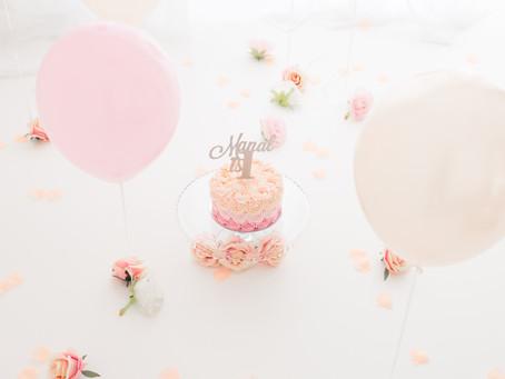 Cake Smash Photography Kent | Themed Sessions!
