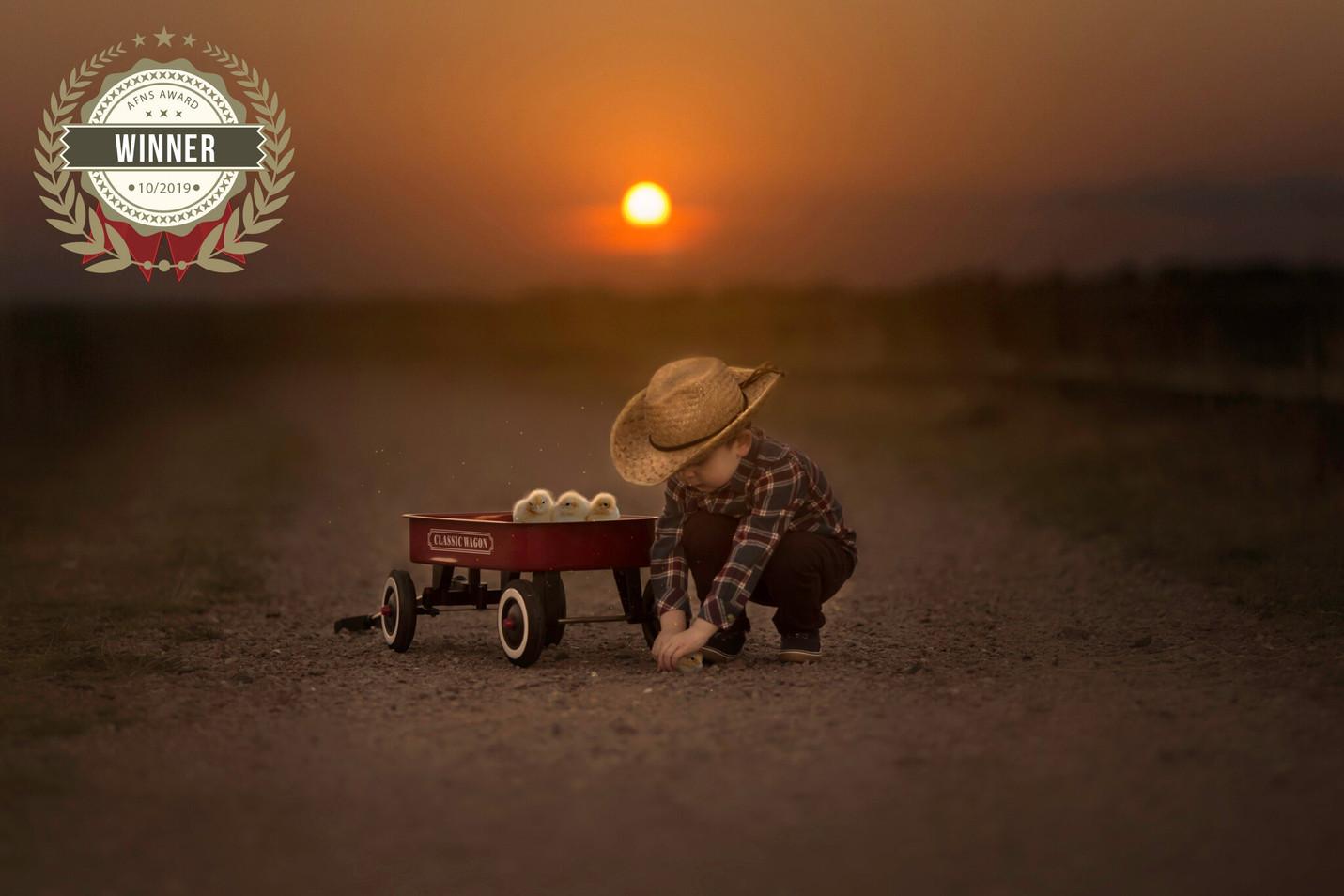 AFNS Awarded RoxieArt Photography