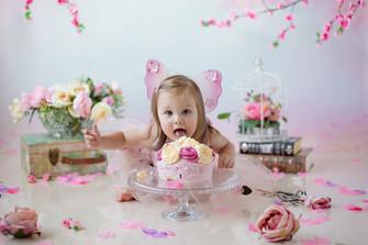 2nd birthday cake smash