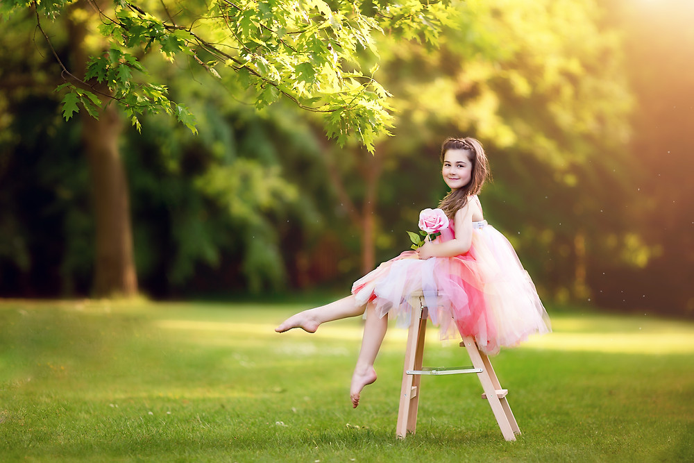 Ballet photo shoot in Bexley kent