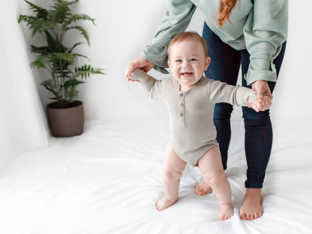 Natural Baby Photography London