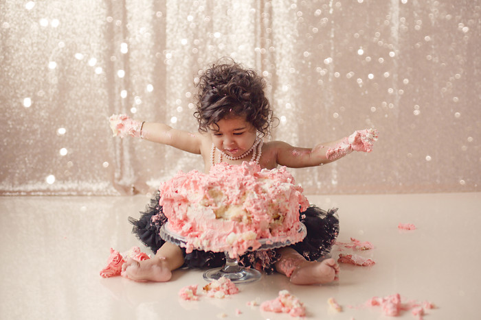 Amazing Cake Smash Photo Shoot - Gravesend l Kent l Baby & Child Lifestyle Photographer