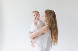 Studio Baby Photoshoots - Gillingham