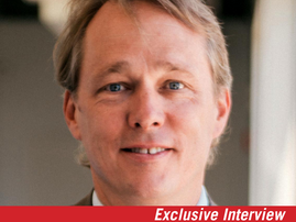 Exclusive:  Q & A with Bruce Linton, CEO of Canopy Growth Corporation