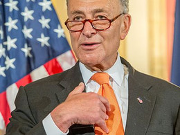 Hurry Up and Wait, Chuck Schumer