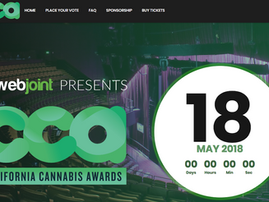 California Cannabis Awards Presented by WebJoint