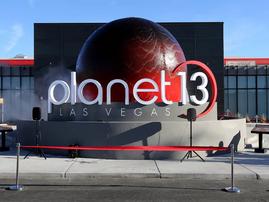Planet 13 Makes Bank