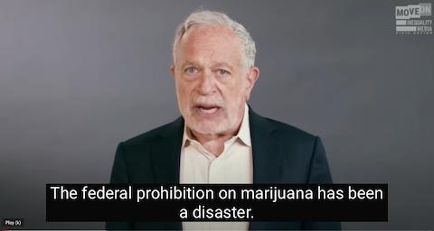 Robert Reich, Cannabis Patriot