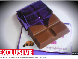 """Teens Ordering Chocolates Laced with Cannabis Off the Web..."""