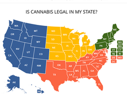 INTERACTIVE: IS CANNABIS LEGAL IN MY STATE?