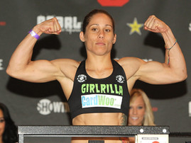 """Fighting Damages Your Body"" - The Liz Carmouche Interview"