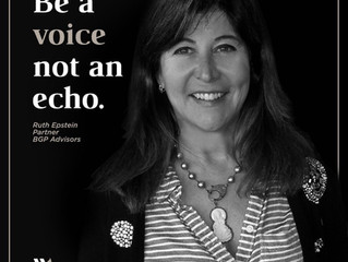BGP's Epstein Among Cannabis Industry Leaders in Be a Voice, Not an Echo Campaign