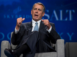 Cannabis Industry Turning Point: John Boehner Is In