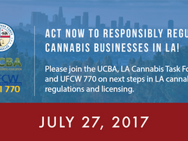 LA Cannabis Task Force Calls Urgent Meeting to Redirect LA's Confused Policy