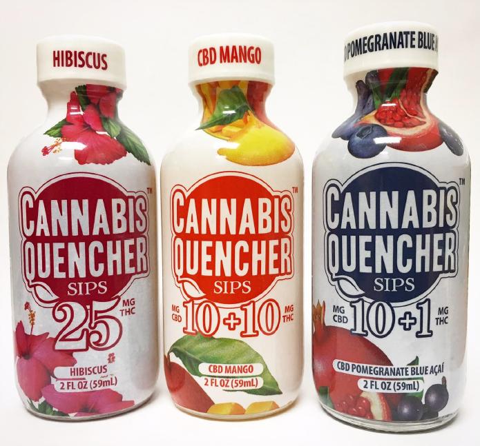 Cannabis Quencher