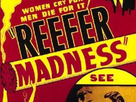 Marihuana Girl and Other Cannabis Propaganda