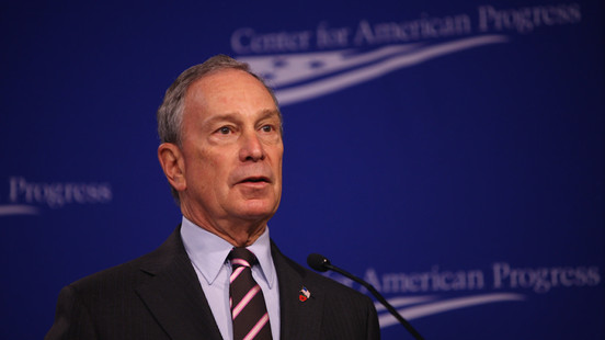 Has Bloomberg Shivved His Presidential Campaign Before It Began?