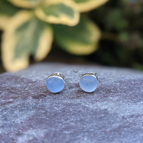 Made to order - Seaglass Studs