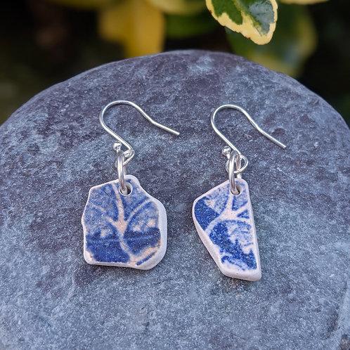 Turnchapel Ceramic earrings