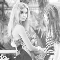 Elsa and Isabella