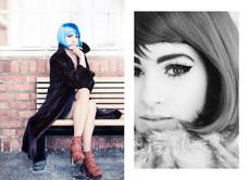 Johanna the Blue Madonna