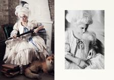 Renaissance lady