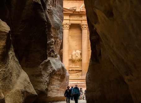 Everything you need to know about visiting Petra from Israel