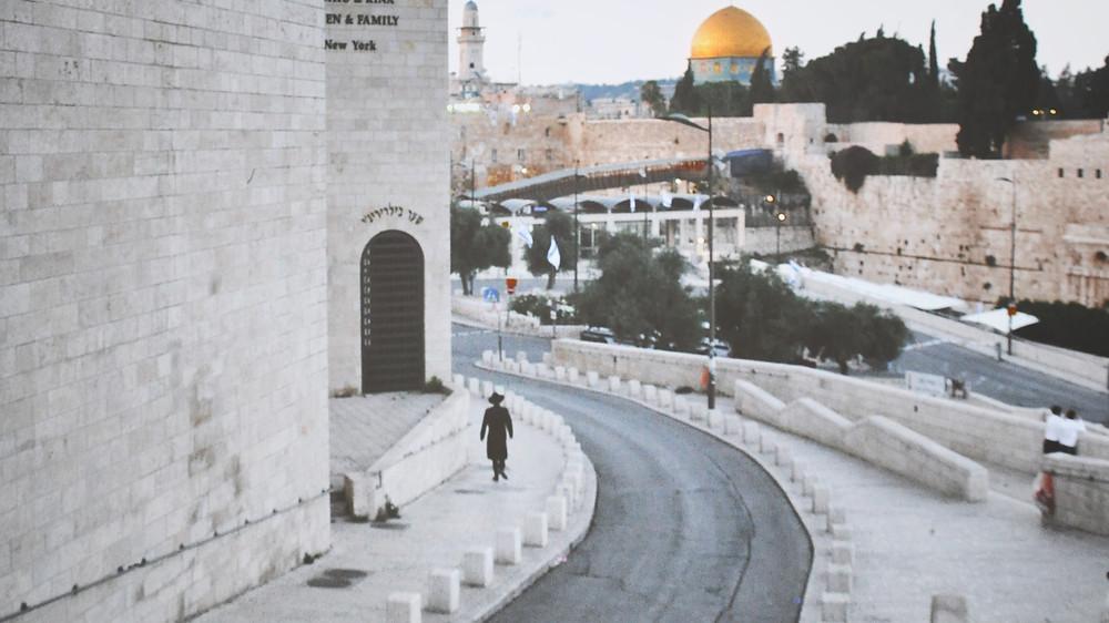 Jerusalem on Shabbat