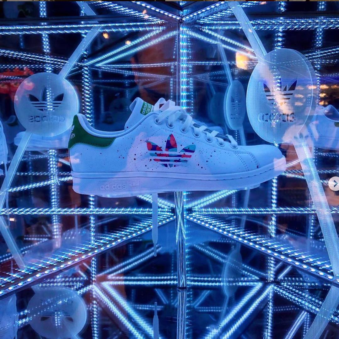 Adidas Infinity Mirror
