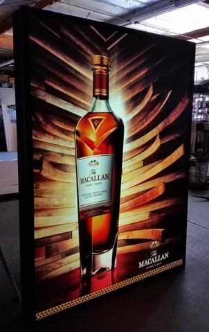 The Macallan LED Custom Signage