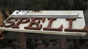 Spell & Gypsy Custom Signage