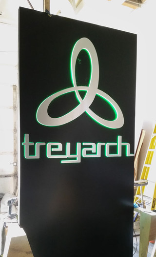 Treyarch Custom Sign
