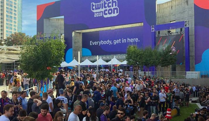 Twitchcon Merch Store Build