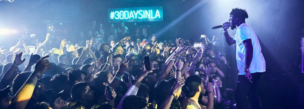 Red Bull 30 Days in LA Event