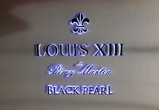 Louis XIII Blackpearl LED Logo Sign
