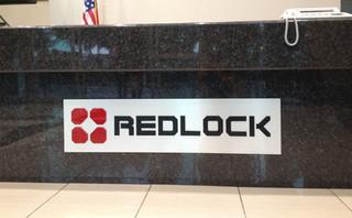Redlock Custom Sign