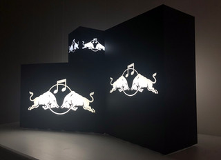 Red Bull Music Custom Light Boxes