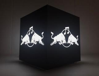Red Bull Music Light Cube
