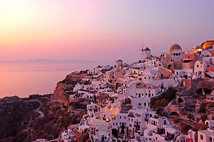 Sunset in Oia & Traditional Villages Bus Tour