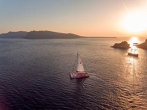 Santorini Sailing Cruises
