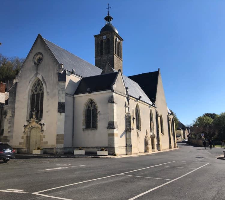 Eglise de Vouvray