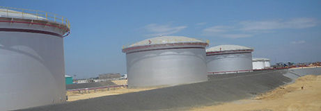 Tanks API650