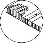 Membrana interna flotante