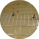 Membrana interna flotante de Aluminio