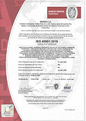 Certificados _45001-2015_SIVEN C.A_2020-